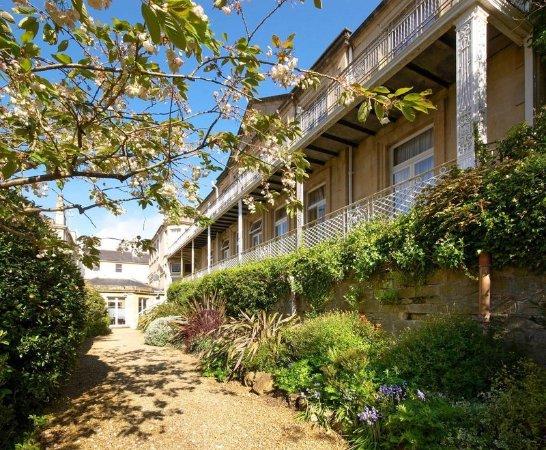 The Lansdown Grove Hotel: Backyard