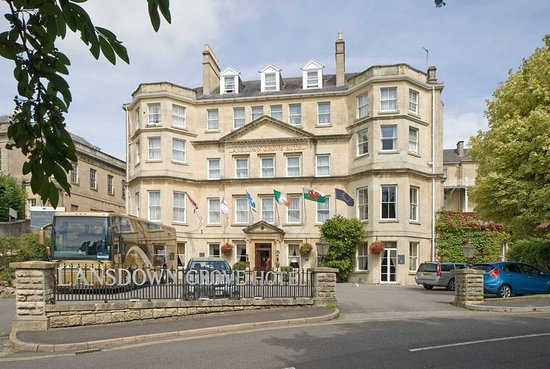 The Lansdown Grove Hotel: Exterior