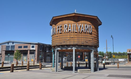 Railyard Arts District
