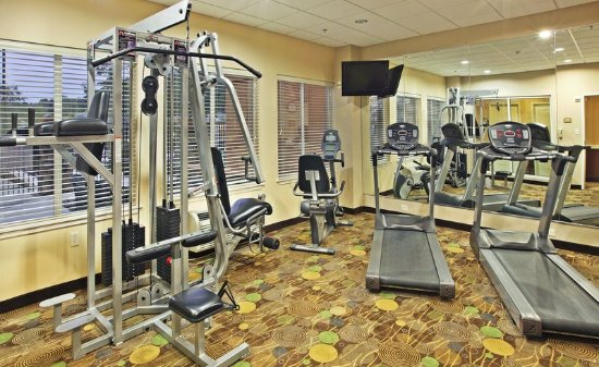 Marshall, TX: Fitness Center