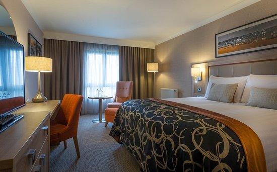 Leopardstown, Ireland: Executive Guest Bedrooms