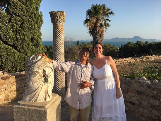 Villas Romaines : La guida Hassan