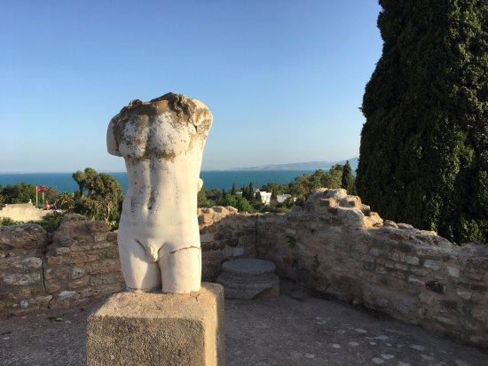 Villas Romaines : Vedute spettacolari