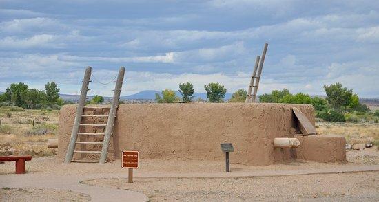 Bernalillo, NM: The Kiva