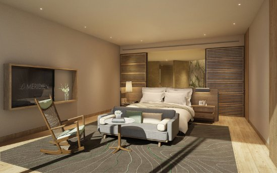 Huizhou, Kina: Suite Room - Rendering