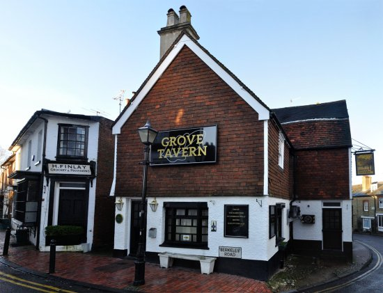 Royal Tunbridge Wells, UK: The Grove Tavern