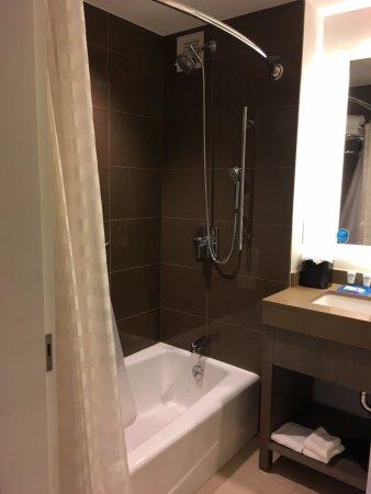 Dual Head shower! - Picture of Hyatt House New York/Chelsea, New ...