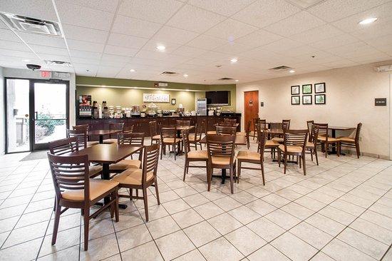 Sleep Inn Murfreesboro: Tn Bkfast