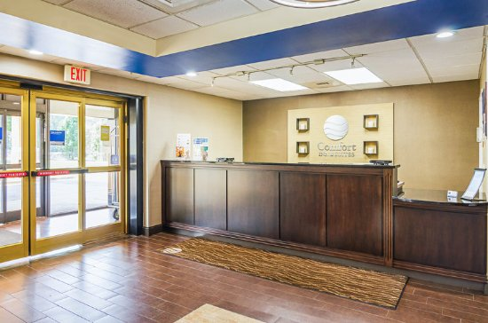 Oxford, NC: Front Desk