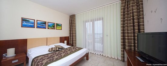 Hotel Podstine: Single Superior Room