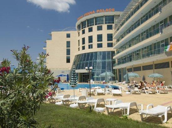 Bulgarien Sonnenstrand Hotel Ivana Palace