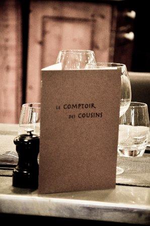 Le comptoir des cousins lyon restaurant avis num ro de - Comptoir lyonnais d electricite catalogue ...