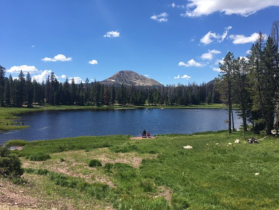 Mirror Lake Scenic Byway: Just gorgeous!