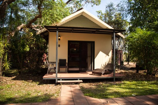 Territorio del Norte, Australia: Pool Side Bungalow
