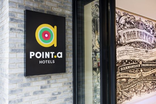Shoreditch London Point Hotel