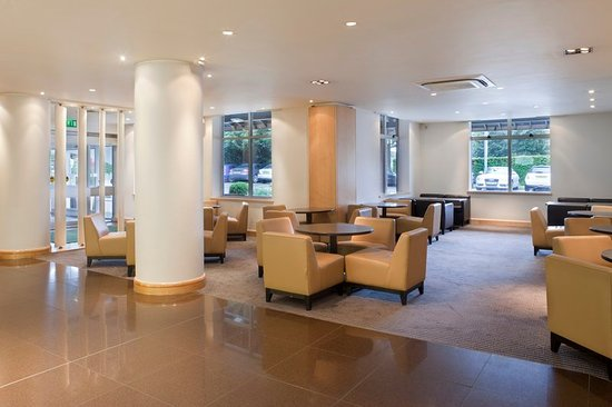 High Wycombe, UK: Hold your own private meeting in our Reception Lounge