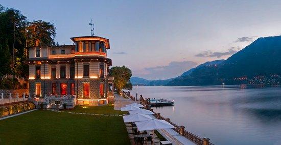 Casta Diva Resort & SPA: Villa Roccabruna Lake View