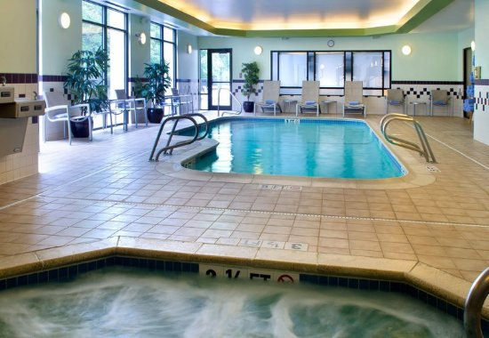 Andover, MA: Indoor Pool