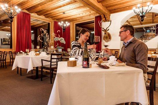 Scuol, Switzerland: GuardaVal Gourmet Restaurant