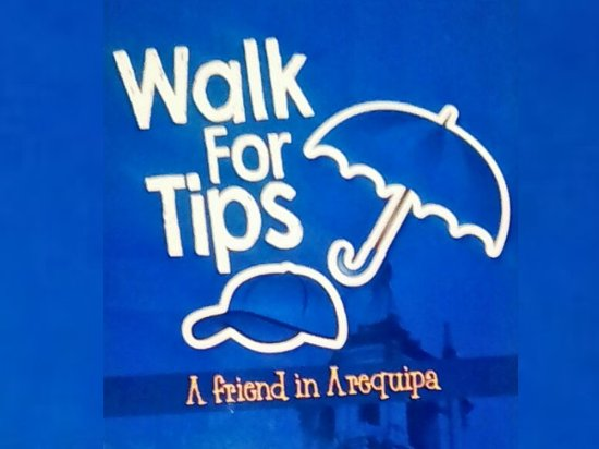 Walk for tips