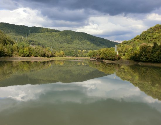 Shimizusawa Dam Lake