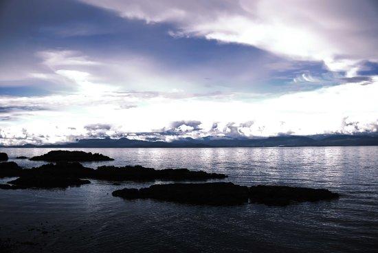 Nanaimo, Canada: Waterfront Panorama