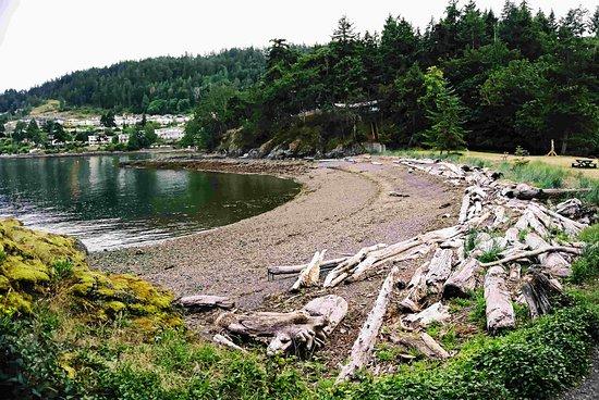 Nanaimo, Canadá: Neck Point Beach