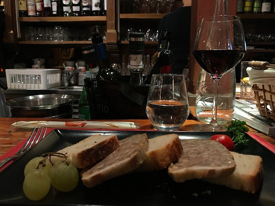 Casa Valerio: Terrific, tasty terrine