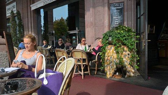 Dolceamaro picture of dolceamaro mannheim tripadvisor for Gutes restaurant mannheim