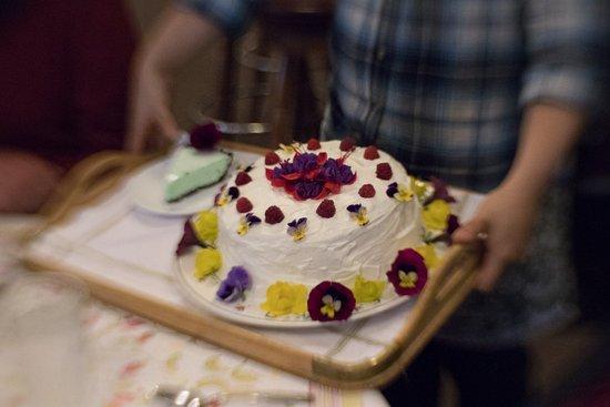Gustavus, AK: Dessert