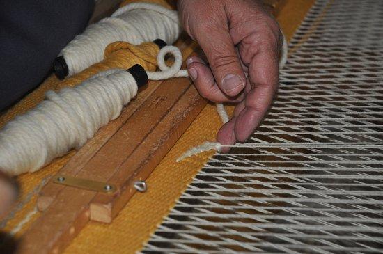 Chimayo, NM: Weaving
