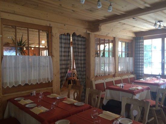 Schonried, Sveits: Ristorante Pizzeria da Corrado