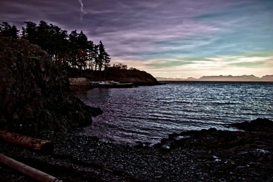 Nanaimo, Canada: Far Beyond The Distant Shores at Pipers Lagoon
