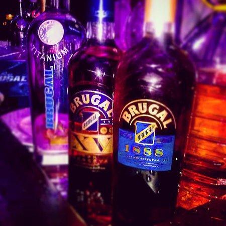 Brugal Rum Center: Premium Brand. Brugal Titanium, XV and 1888