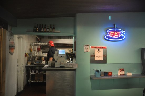Bode's General Merchandise: Order at the counter