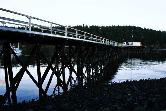 นาไนโม, แคนาดา: Harbour Reflections