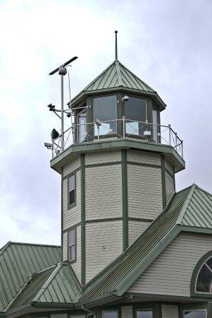 นาไนโม, แคนาดา: Nanaimo Waterfront Control Tower
