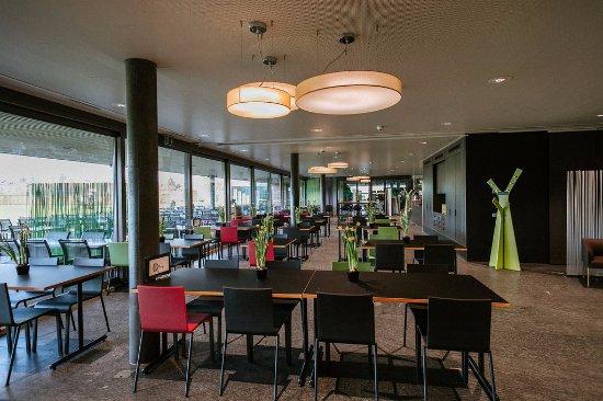 Restaurant Golfpark Moossee: Restaurant Innenbereich