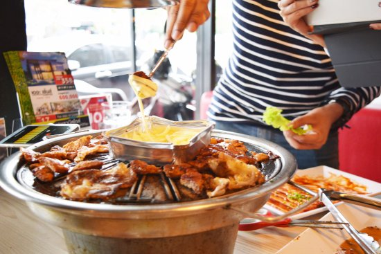 Annyeong: Korean BBQ with Cheese