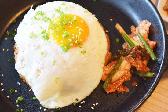 Annyeong: Kimchi Fried Rice