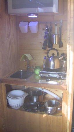 Nassau, Deutschland: Küchenzeile