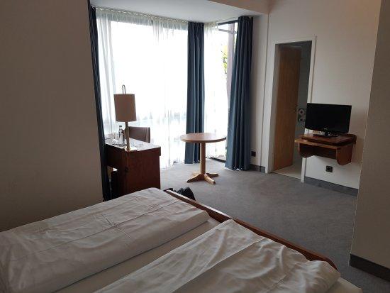 Hotel Klee am Park Wiesbaden: 20170905_171357_large.jpg