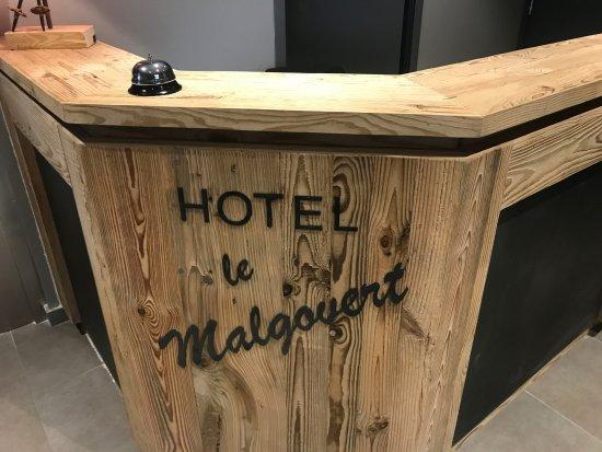 Hotel le Malgovert : Le Mlagvovert