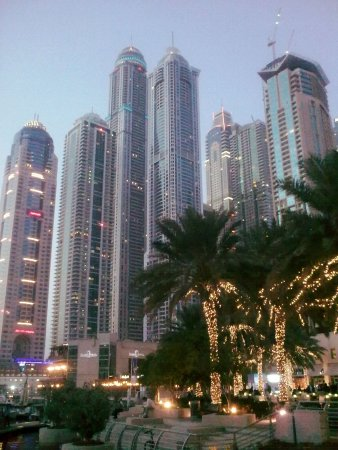Dubai Marina Walk United Arab Emirates What You Need To