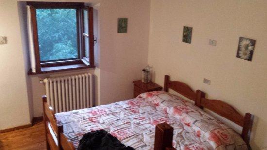 Albergo Ca di Veroli : la camera n.4