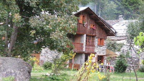 Champagny-en-Vanoise, France: Refuge du Laisonnay