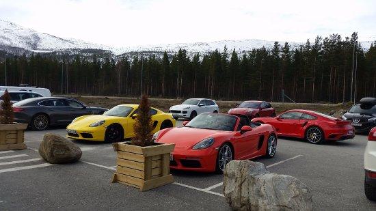 """Storjord, Noruega: Besøk av """"Top Gear"""" - mai 17"""