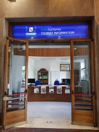 Infoturismo- Stazione di Caserta