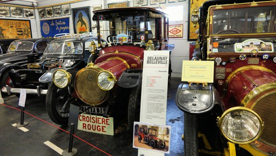 Valencay, Frankrike: Musée de l'automobile de Valençay