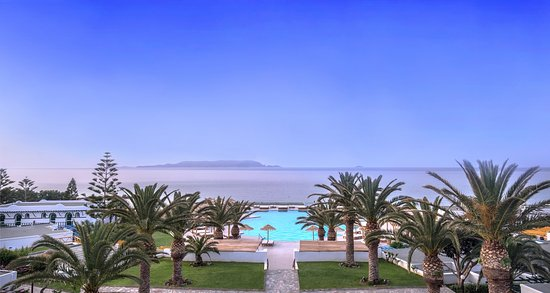 Mitsis Rinela Beach Resort & Spa : Hotel overview